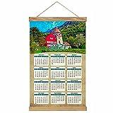 Liechtenstein Drucken Sie Poster Wandkalender 2021 12