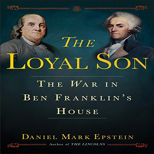 The Loyal Son audiobook cover art