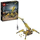 LEGO Technic Compact Crawler Crane 42097 Building Kit (920 Pieces)
