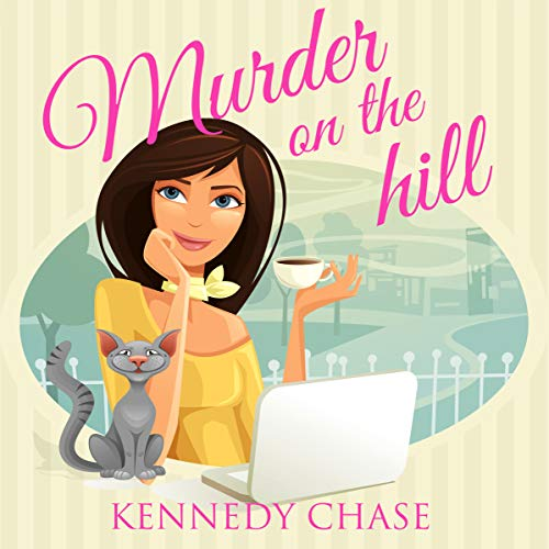 Murder on the Hill audiobook cover art