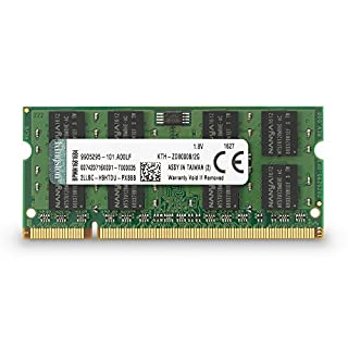 Kingston Technology 2 GB Unbuffered System Specific Memory Model 2 Not a kit (Single) DDR2 667 (PC2 5300) 200-Pin SO-DIMM KTH-ZD8000B/2G (B000JQV8FG)   Amazon price tracker / tracking, Amazon price history charts, Amazon price watches, Amazon price drop alerts