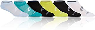 Asics, 6Ppk Invisible Sock Calcetines