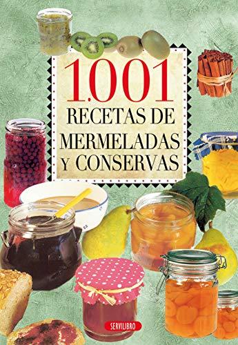 1.001 Recetas de mermeladas y conservas