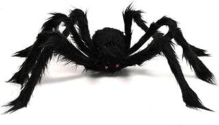 Blutige Deko Spinne Riesenspinne 86 cm Spinnen Schreck Figur Horror Halloween