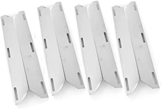 4 PACK Stainless Steel Heat Plate Replacement for Charmglow 720-0304, 720-0396, 720-0289, 720-0578, Kirkland 720-0433, 72...