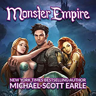 Monster Empire                   By:                                                                                                                                 Michael-Scott Earle                               Narrated by:                                                                                                                                 James Patrick Cronin                      Length: 8 hrs and 18 mins     60 ratings     Overall 4.4