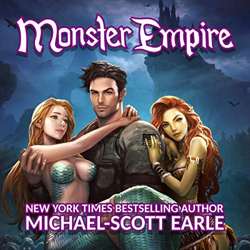 Monster Empire audiobook cover art