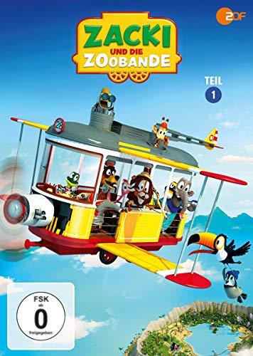 Zacki und die Zoobande - Teil 1