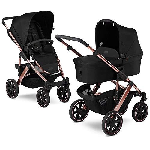 Kinderwagen Buggy Kombikinderwagen ABC DESIGN SALSA 4 AIR Kollektion 2020 (DIAMOND ROSE GOLD, 2IN1)