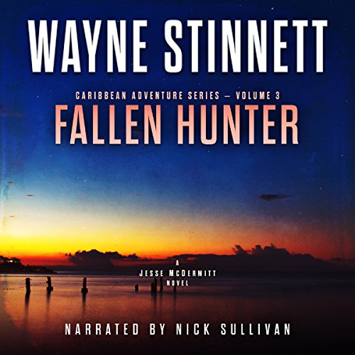 Fallen Hunter: A Jesse McDermitt Novel audiobook cover art