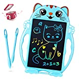 Toys for Boys LCD Writing Tablet, Toddler Toys for 3 4 5 6 7 Years Old Boys Girls, Coloring Doodle Board Drawing Pad for Kids, Gifts for Boys Girls Outdoor Travel Activities for Kids