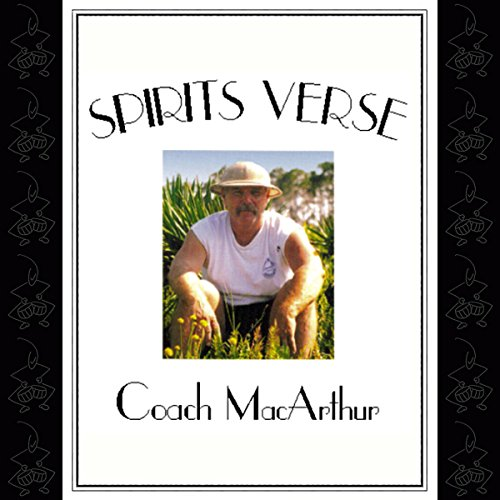 Spirits Verse audiobook cover art