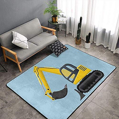 URIAS area rugs Indoor Soft Floor Teppiche Fluffy Carpets Bagger Geeignet für Schlafzimmer, Büro, Couchtisch, Balkon Home Decor Teppiche