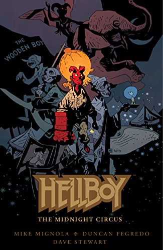 Hellboy: The Midnight Circus (English Edition)