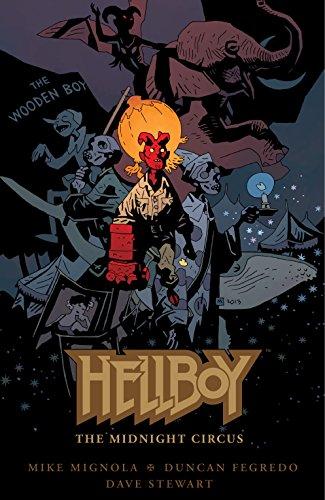 Hellboy: The Midnight Circus (English Edition)