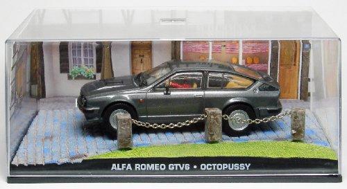1/43 007 ボンドカー Alfa Romeo GTV6 オクトパシー
