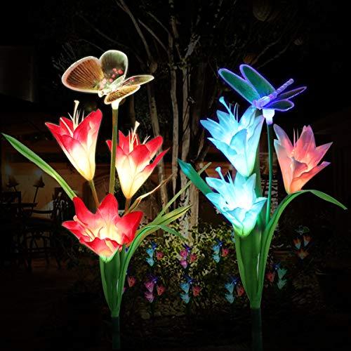 Waterproof Solar Garden Lights by Wohome