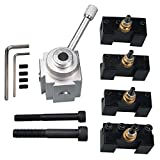 GDHXW H-055 Type Quick Change Tool Post Set...