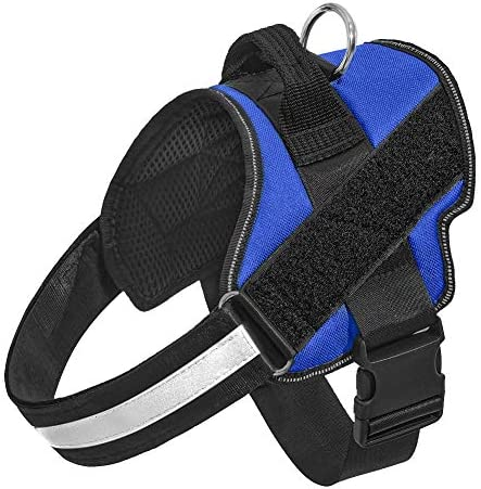 Orinci No Pull Dog Harness for Dogs Adjustable Soft Breathable Padded Pet Vest Reflective Walking product image