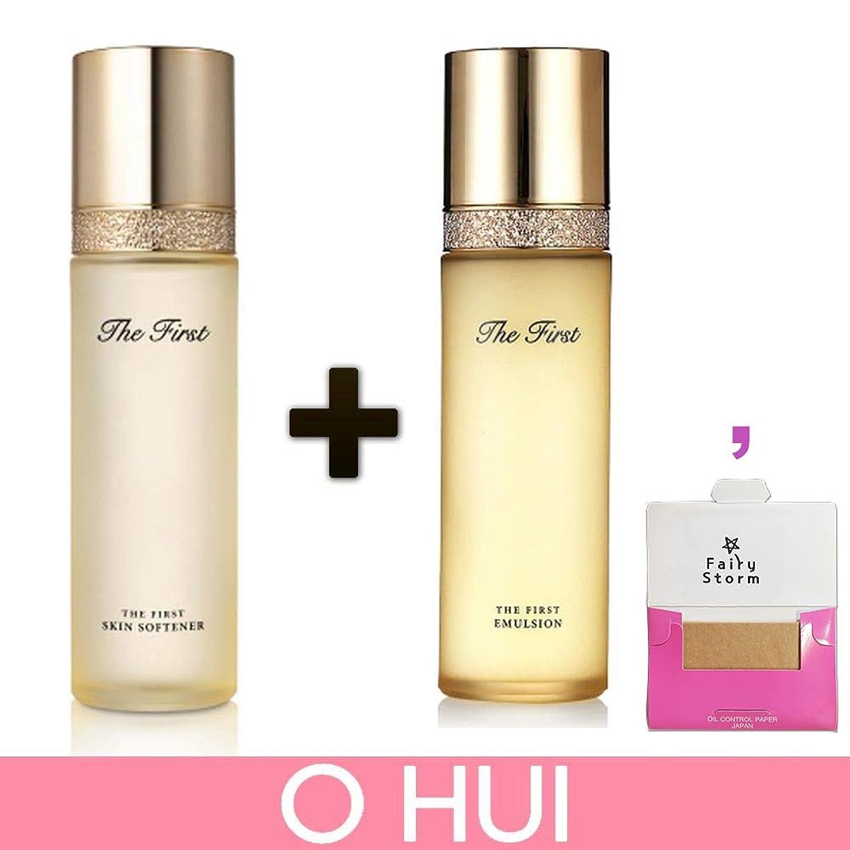 対応する葉巻兵隊[オフィス/O HUI]OHUI The First Cell Revolustion Skin Softener+ Emulsion/OH ザ ファースト スキンソフナー 150ml+ エマルジョン 150ml [Sample Gift](海外直送品)