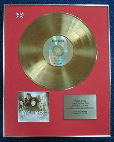 /Bad //Édition limit/ée CD Or 24/carats avec rev/êtement LP Disques/ Michael Jackson/