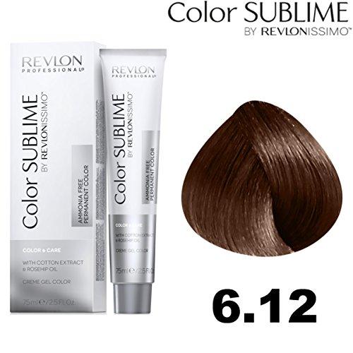 Revlon Color Sublime By RVL Color&Care 6.12 75ml