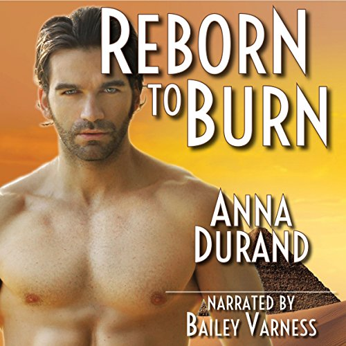 Reborn to Burn audiobook cover art