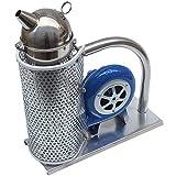 燻煙器, 熱シールド付き養蜂家機器用の大型ステンレス鋼蜂喫煙者養蜂用喫煙者蜂ハイブ喫煙者