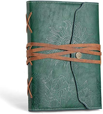 Writing Journal for Men Beautiful Journals to Write in Faux Leather Bound Daily Journal 5 5 product image