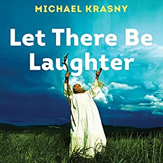 Let There Be Laughter audiobook cover art