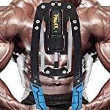 Adjustable Hydraulic Power Twister Arm Exerciser 22-440lbs Home Chest Expander Muscle Shoulder...