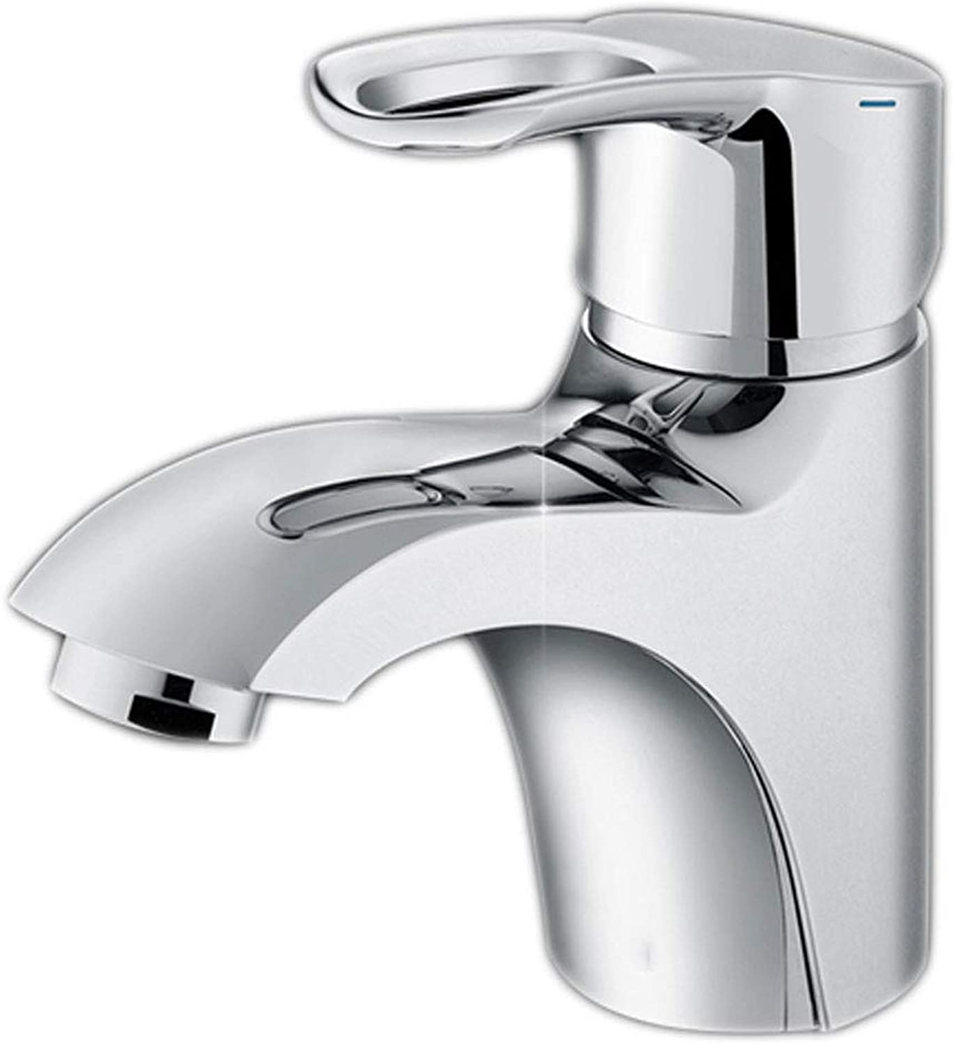 Wyzdq Kitchen Sink, Toilet, Single Hole, Basin Head, Bathroom Bath Basin, washbasin, washbasin, hot and Cold Water Faucet.
