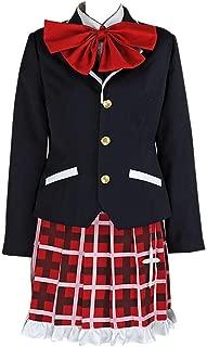 Love, Chunibyo & Other Delusions Rikka Takanashi Uniform Cosplay Costume Full Set