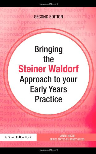 Bringing the Steiner Waldorf Approach to your Early Years Practice...