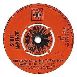 SCOTT MCKENZIE - SAN FRANCISCO - 7