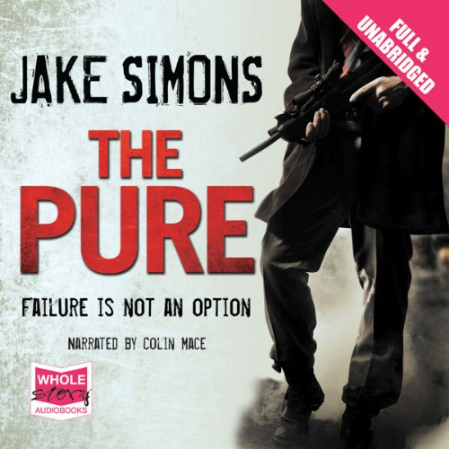 The Pure audiobook cover art