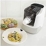 LIRONGXILY Maquina Pasta Espiralizador Espiralizador de Mano Ajustable - Zucchini Noodle Maker Spiralizer con contenedor Máquina de Prensa de Fideos eléctricos con 13 moldes de Fideos