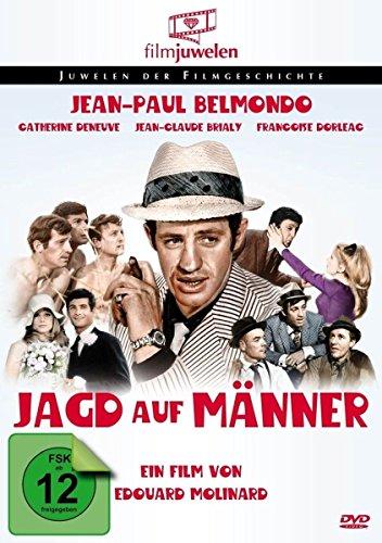 Jagd auf Männer - mit Jean-Paul Belmondo (Filmjuwelen)