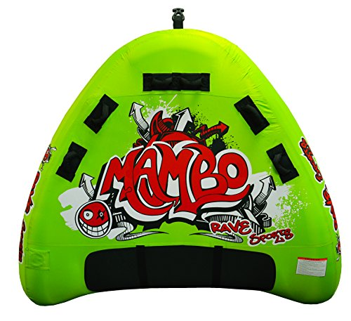 RAVE Sports 02463 Mambo 3-Rider Towable