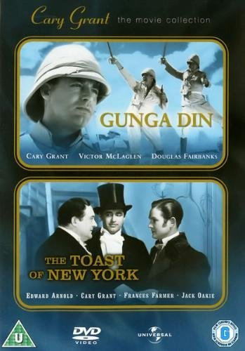 Gunga Din [1939] / The Toast Of New York [1937] by Cary Grant