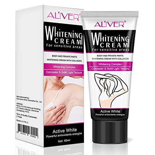 Body Whitening Cream,IFUDOIT Skin Lightening Cream for Dark Skin, Whitening...