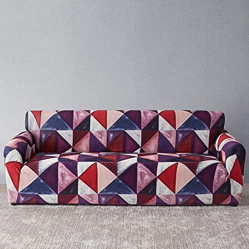 ASCV Funda de sofá Europea con Estampado Floral Fundas de sofá para Sala de Estar Sofá Toalla Funda para Muebles Sillón Funda para sofá A2 2 plazas