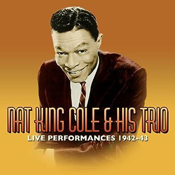 Live Performances 1942-43