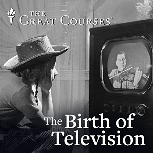 The Birth of Television audiobook cover art