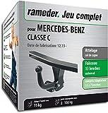Rameder Attelage démontable avec Outil pour Mercedes-Benz Classe C + Faisceau 13...