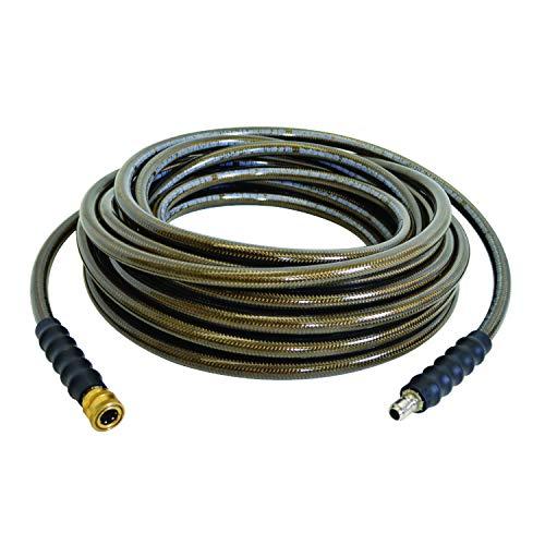 심슨 청소 41034 몬스터 시리즈 4500 PSI 압력 세척기 호스 냉수 사용 3   8인치 200피트 200피트 브라운