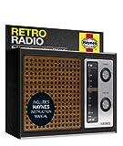 Haynes FM Retro Radio Kit (No Soldering)