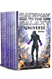 Gateway to the Galaxy Universe: The Complete Military Space Opera Series (English Edition)