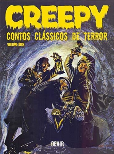 CREEPY CONTOS CLASSICOS DE TERROR #02 - BROCHURA