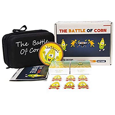 Family Board Games, New Upgrade Burrito Fun Card Games by Webetop, Interesting Party Games for Adults and Families